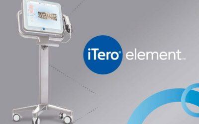 Escáner intraoral iTero Element